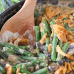 Low Sodium Green Bean Casserole