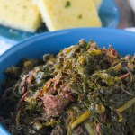 Mustard and Turnip Greens