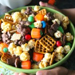 Quick & Easy Fall Mix {Just 7 Ingredients}