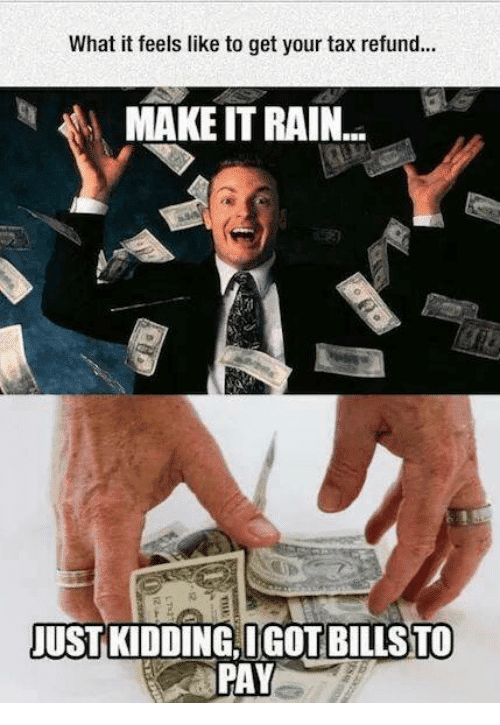 Make It Rain Meme : Memes, That'll, SayingImages.com