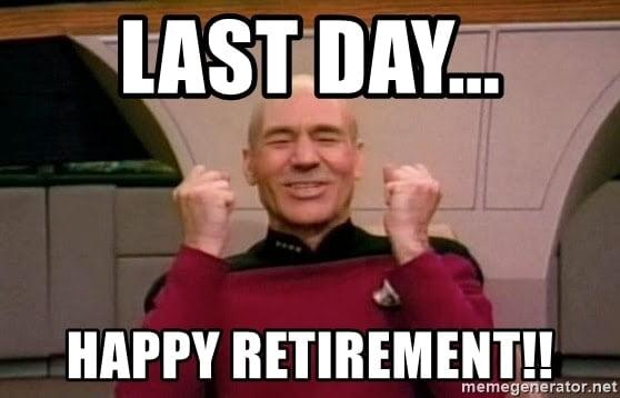 20 funny retirement memes