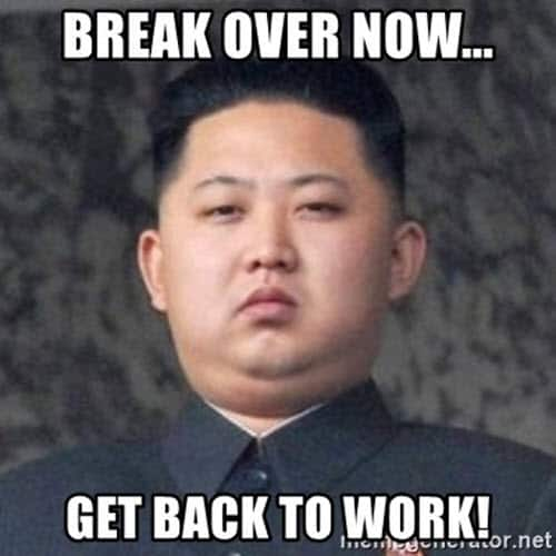 25 Back To Work Memes That Ll Make You Feel Extra Enthusiastic Sayingimages Com