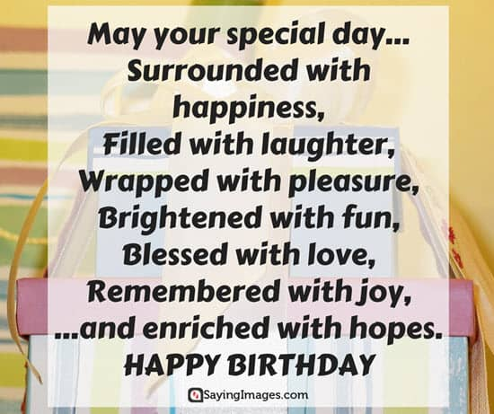 Happy Birthday Quotes Messages Pictures Sms Amp Images