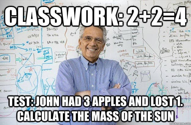 45 Funny Math Memes We Can All Relate To | SayingImages.com