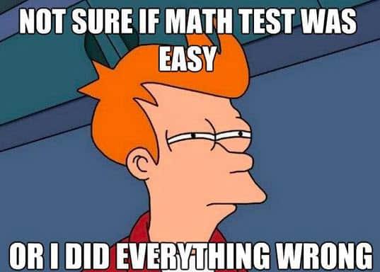 funny not sure math memes