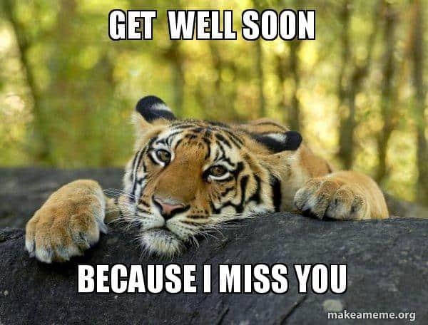 get well soon i miss you meme