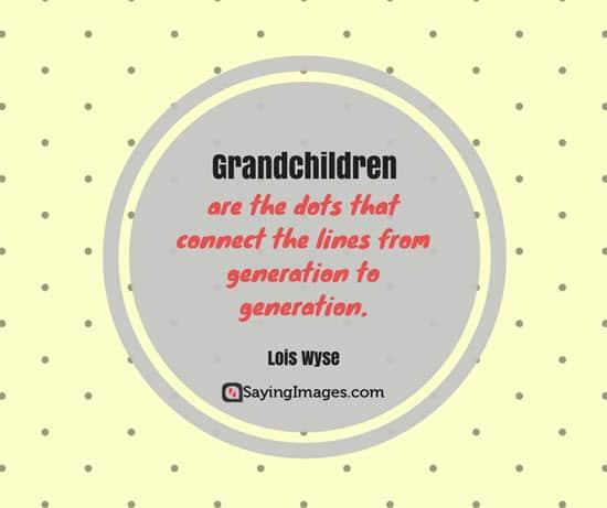 grandchildren sayings for grandparents day