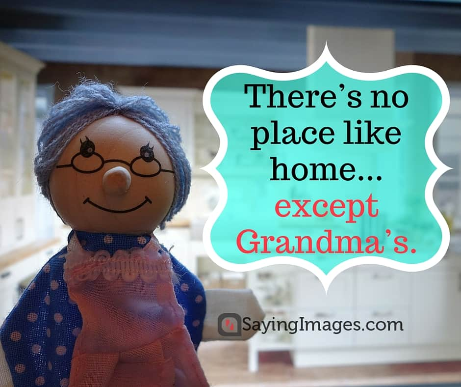 Grandson And Nana Sayings Quotes