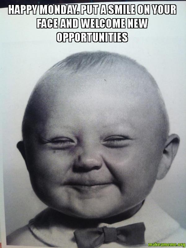 Happy Monday Funny Meme : happy, monday, funny, Memes, Start, Monday, Right, SayingImages.com
