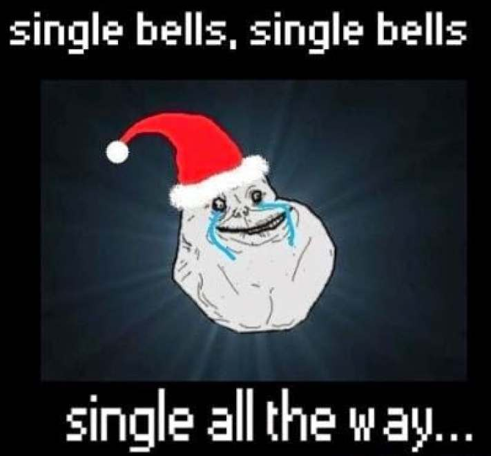 single bells funny merry christmas memes
