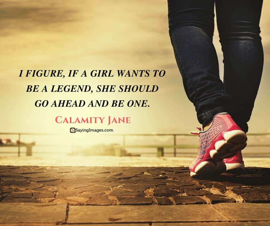 strong women legend quotes