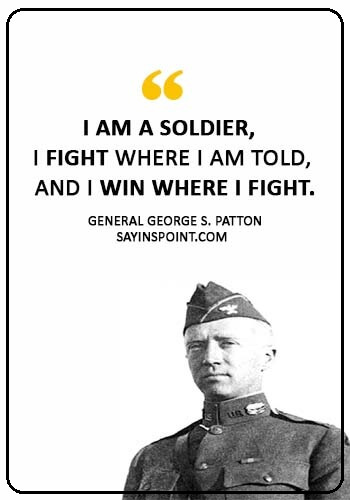 100 Soldiers Quotes and Sayings Sayings Point
