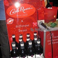 Rossi Sweet Red From Carlo Rossi : A Different Kind Of Sweet