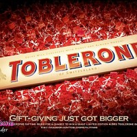 "Toblerone Comes Up Big in the ""Lambing"" Department with its 4.5kg Variant"