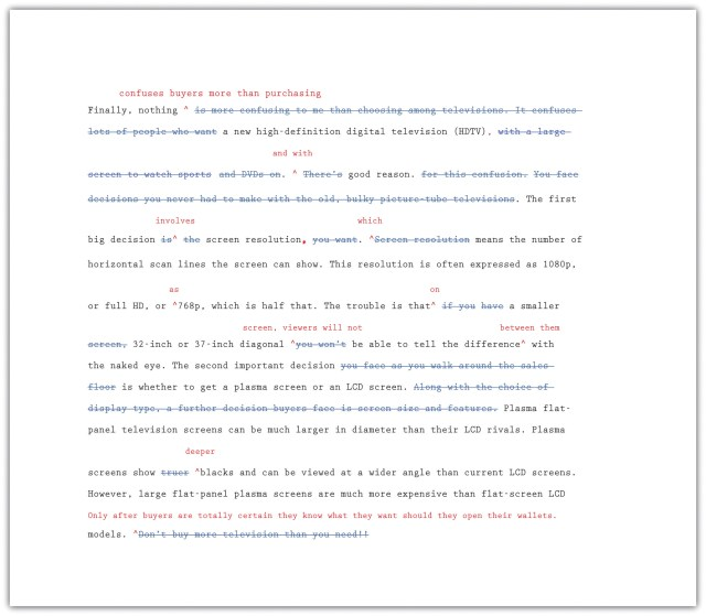 The Writing Process: How Do I Begin?