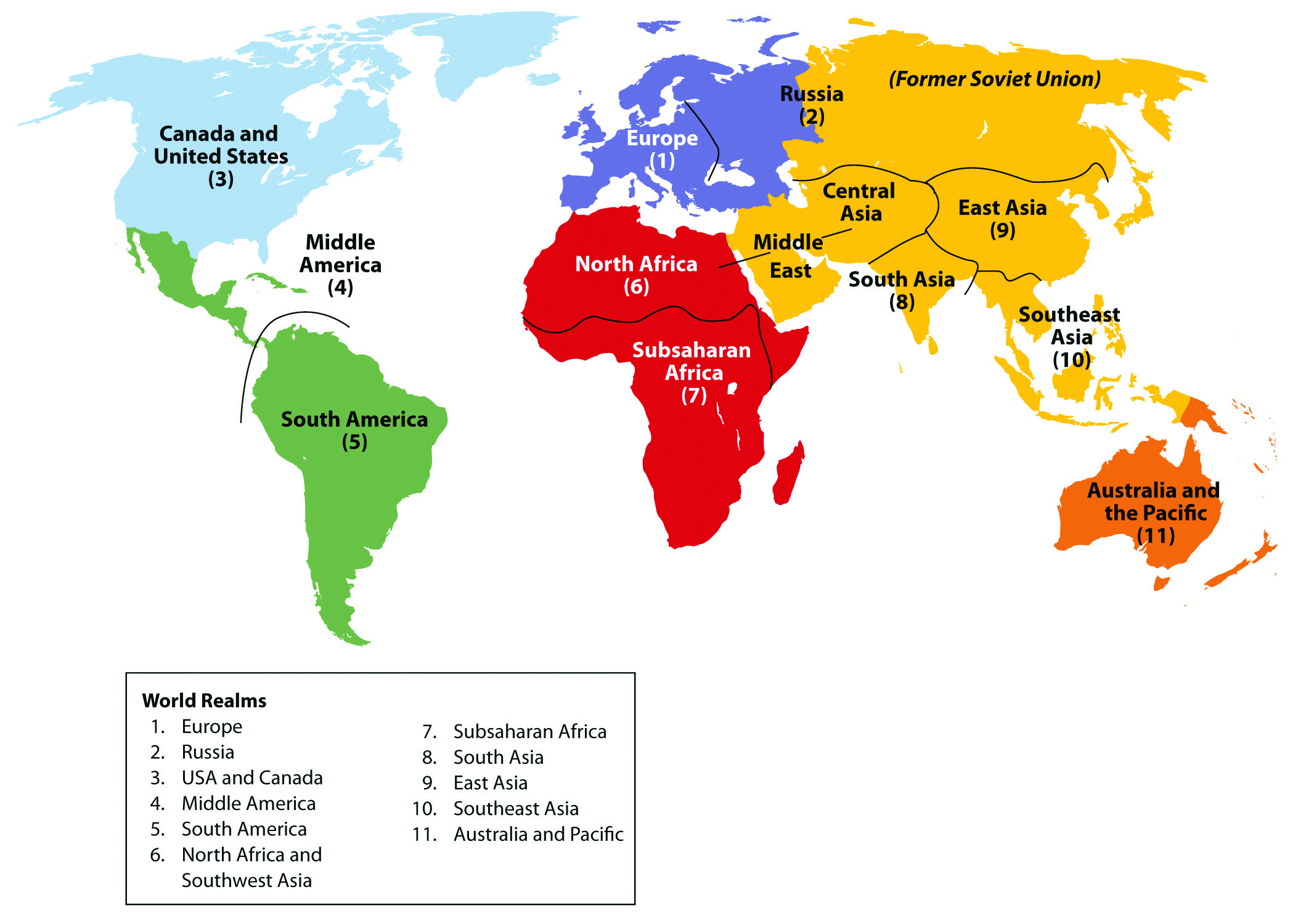 Geography Basics