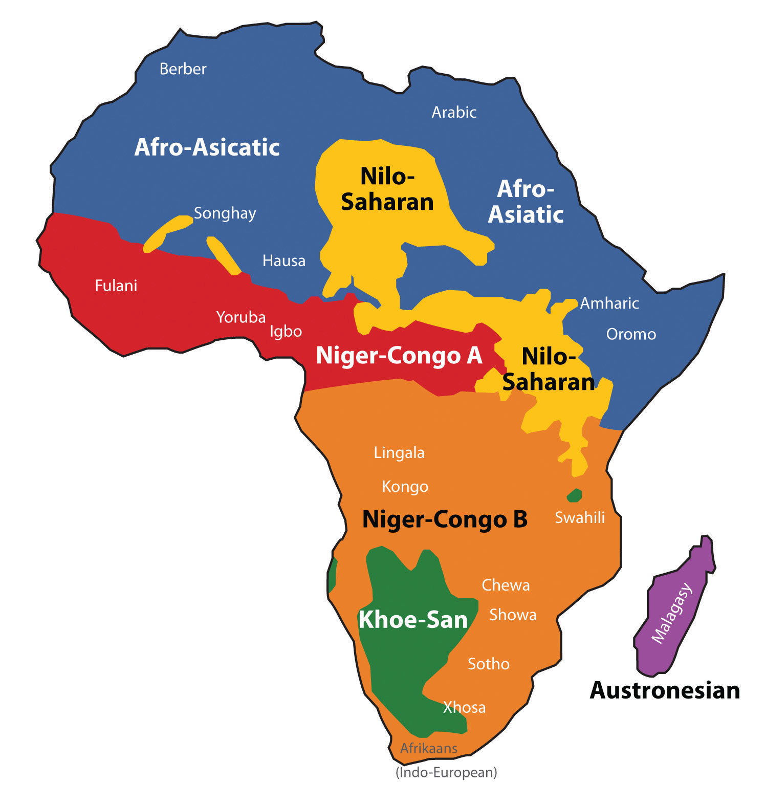 Human Geography Of Subsaharan Africa