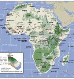 Subsaharan Africa [ 2142 x 2292 Pixel ]