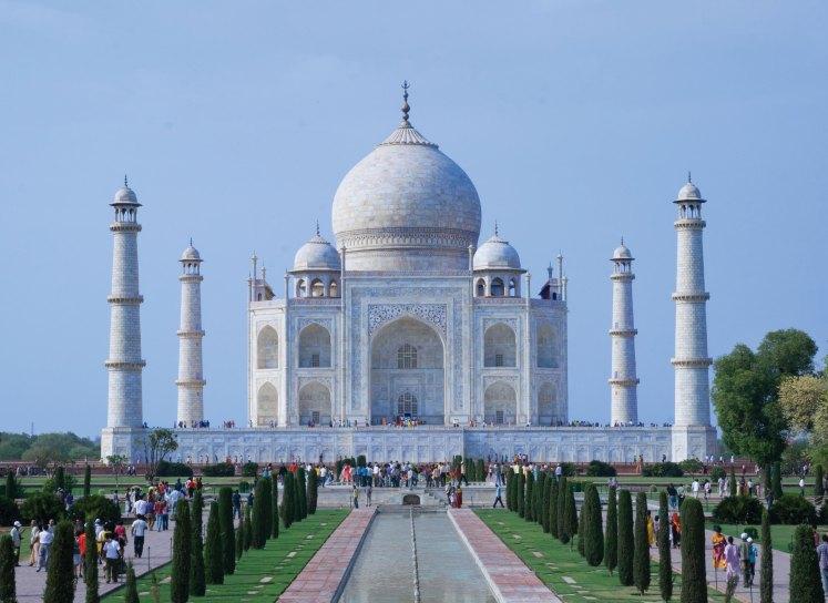 Resultado de imagen para hinduismo, taj mahal
