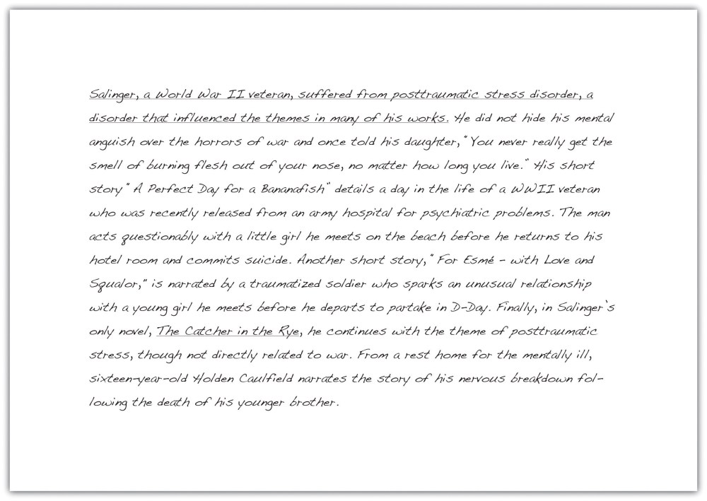 medium resolution of Writing Essays: From Start to Finish