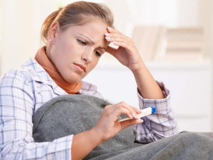 Осложнения после прививки энцефалита