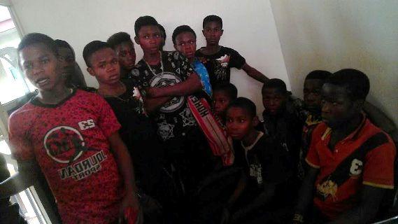 ebonyoi child trafficking