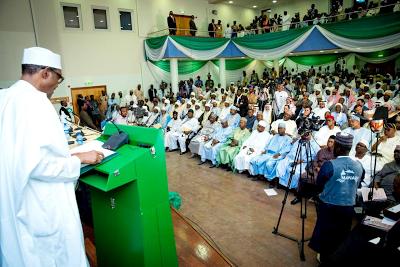 Buhari hosts International Islamic Conference in Abuja