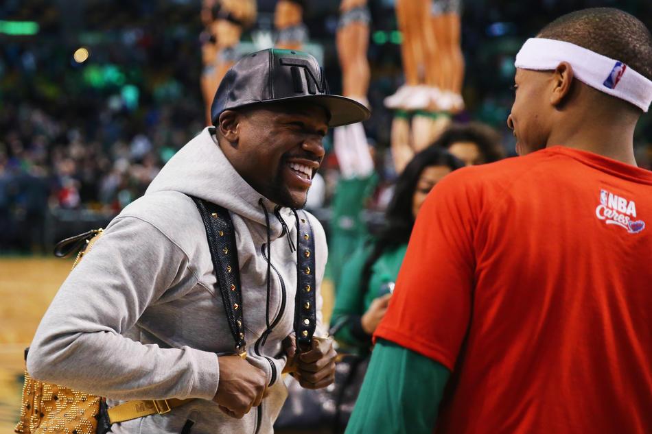 Floyd Mayweather Jr. Wants To Own An NBA Team
