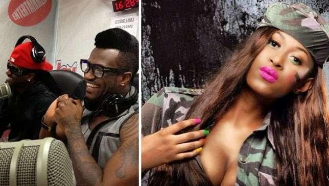 How Jude Okoye betrayed me and signed Cynthia Morgan', Peter Okoye opens up