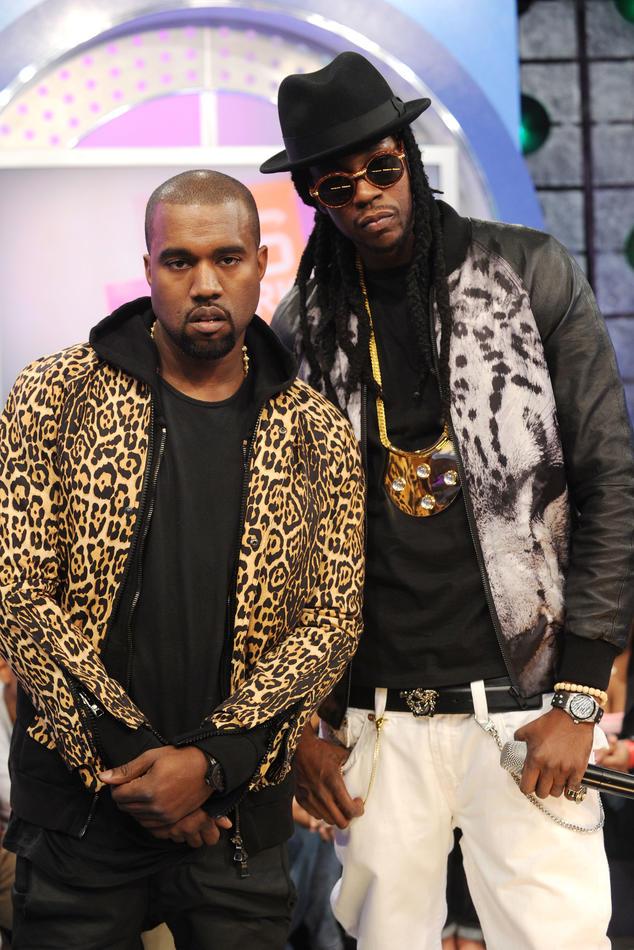 Kanye Tweets Album Art & Release Date For 2 Chainz & Lil Wayne's ColleGrove