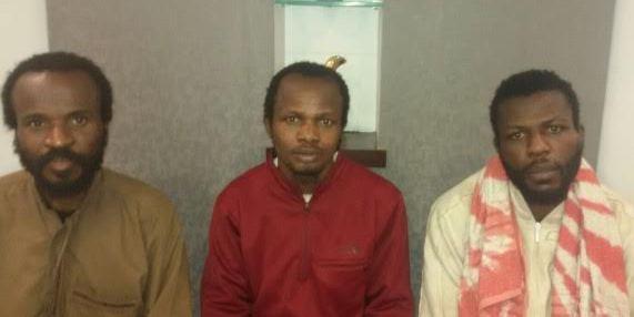 Three abducted Nigerian citizens rescued in Peshawar, Pakistan