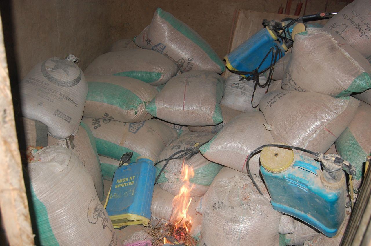 TROOPS ARREST BOKO HARAM TERRORISTS LOGISTICS ELEMENTS2
