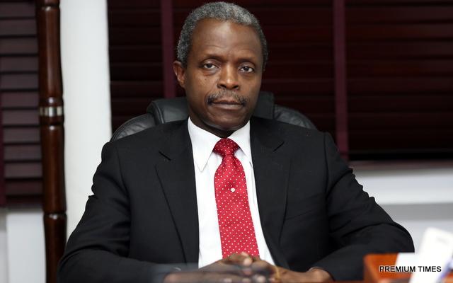 800 Herdsmen Now In Custody In Nigeria Over Violent Attacks - VP Osibanjo