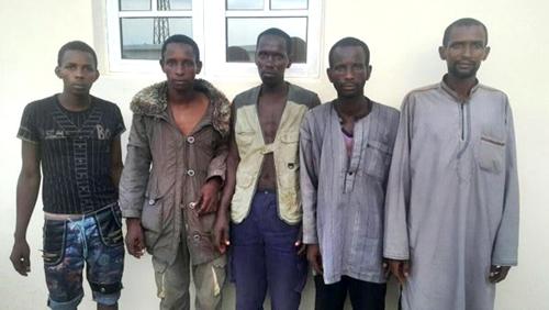 Photo of Alleged Nimbo community 'Herdsmen' Massacre
