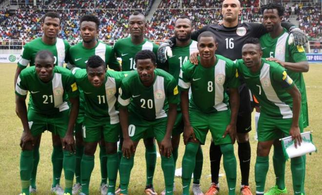 Check Out Nigeria's Super Eagles FIFA World Ranking