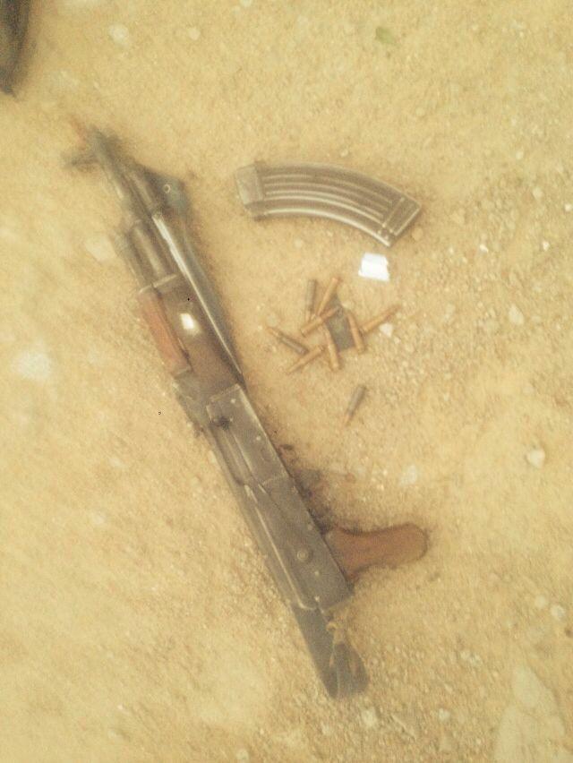 TROOPS DESTROY BANDITS CAMPS IN KADUNA AND ZAMFARA STATES1