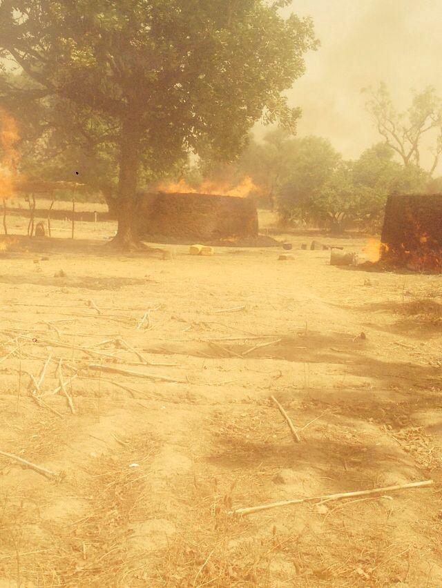 TROOPS DESTROY BANDITS CAMPS IN KADUNA AND ZAMFARA STATES4