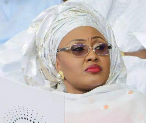 Gov. Fayose Is A Mad Dog - Aisha Buhari