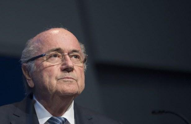 Blatter Accuses UEFA of Rigging Draws