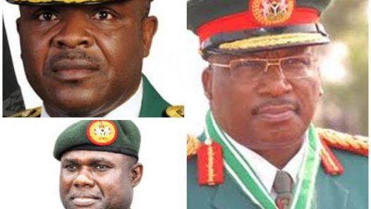 Panic as arms panel prepares to submit report; Dambazau, Ihejirika, Minimah indicted