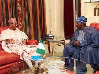 Presidency To Obasanjo: Get Well Soon