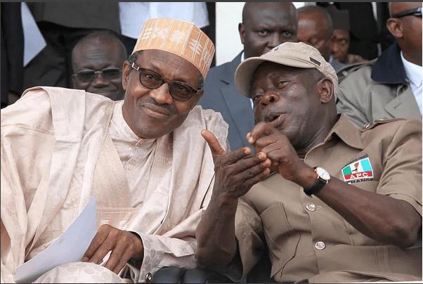 'Prosecute Jonathan now' – Oshiomole Challenges Buhari