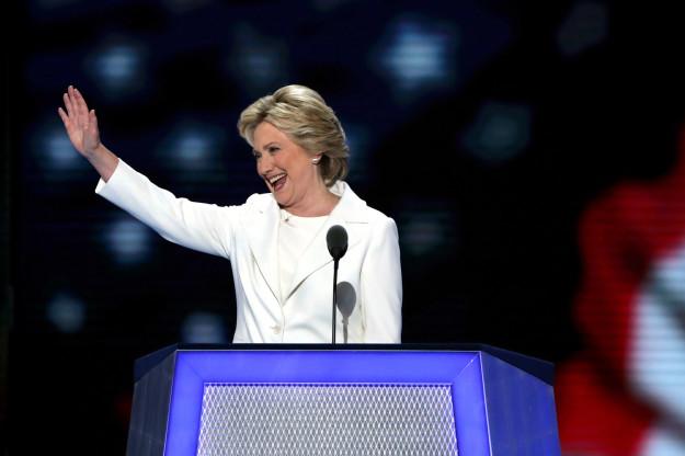 Hillary Clinton Slams Trump in DNC Speech – Video/Transcript