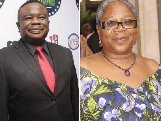 Onyeka Onwenu to Pay Tony Okoroji N5m for Defamation
