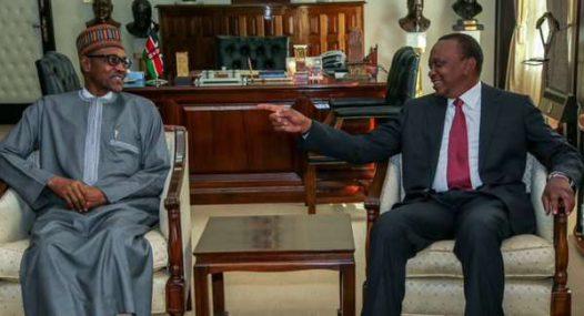 6 things Nigeria, Africa gained from Buhari's trip to Kenya