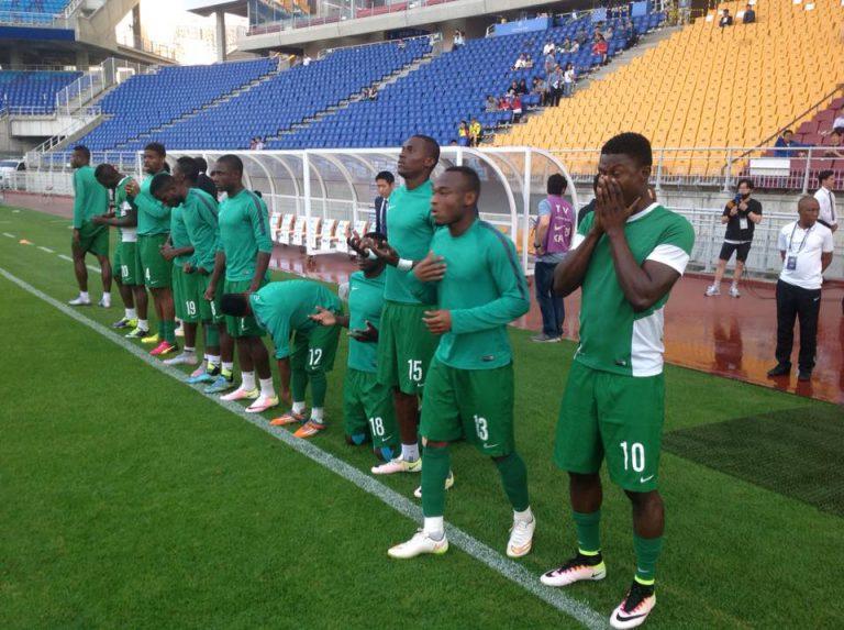 2016 Rio Olympics: Nigeria's U-23 beats Denmark, cruises into semi-final