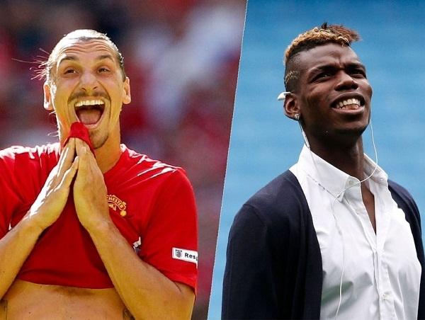 'I'll Make You Famous' – Ibrahimovic Tells Pogba