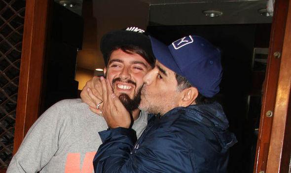 Maradona Finally Accepts Son He Denied for Nearly Thirty Years