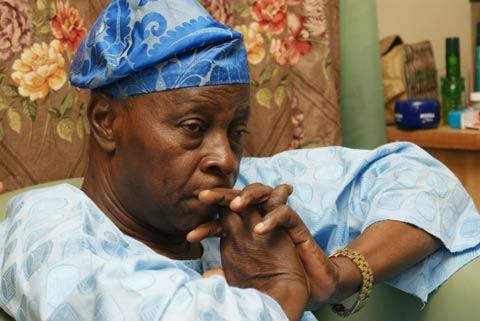 EFCC to Prosecute Olu Falae over Jonathan Campaign Funds