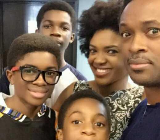 My Son Had A Breast Lump, We Prayed And Its Gone - Omoni Oboli